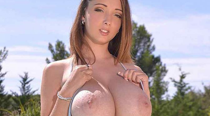 Lucie Wilde Big Titty Solo Pussy Play!