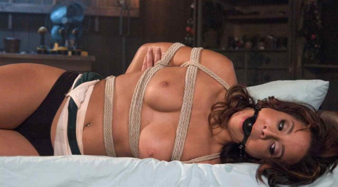 Sex and Submission - The Claiming of Teanna Trump!