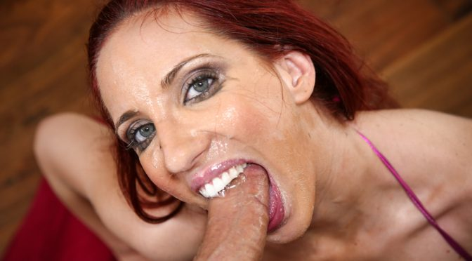 Throated – Kelly Divine!